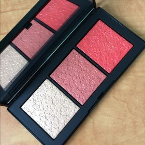 NWOT NARS LE Hustle Cheek Palette